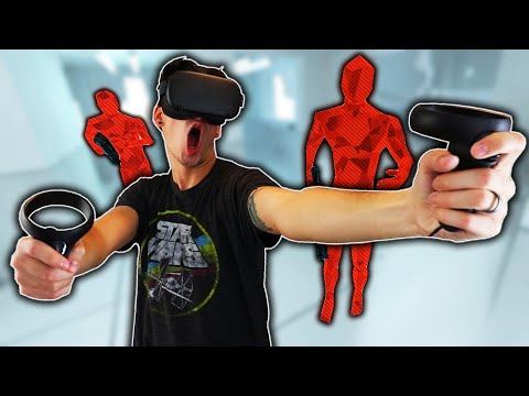 I AM A SLOW-MO NINJA! (SUPERHOT VR) |