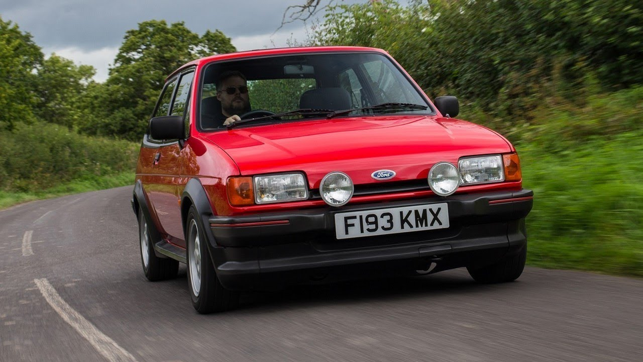 wow the classics ford fiesta xr2 1989 review furious. Black Bedroom Furniture Sets. Home Design Ideas