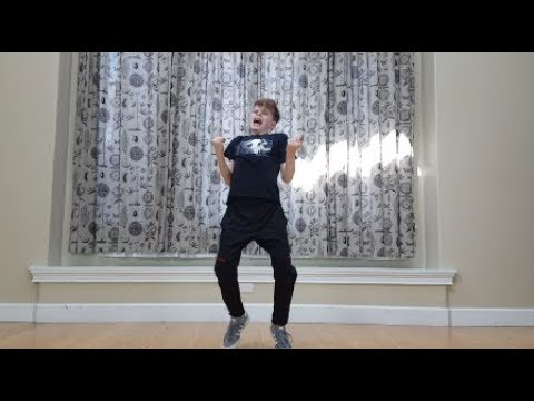 The Boy in the Bubble - Alec Benjamin - Official Dance Video with Merrick Hanna!