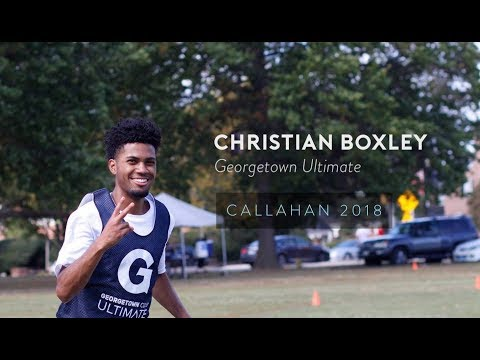 Christian Boxley for Callahan 2018
