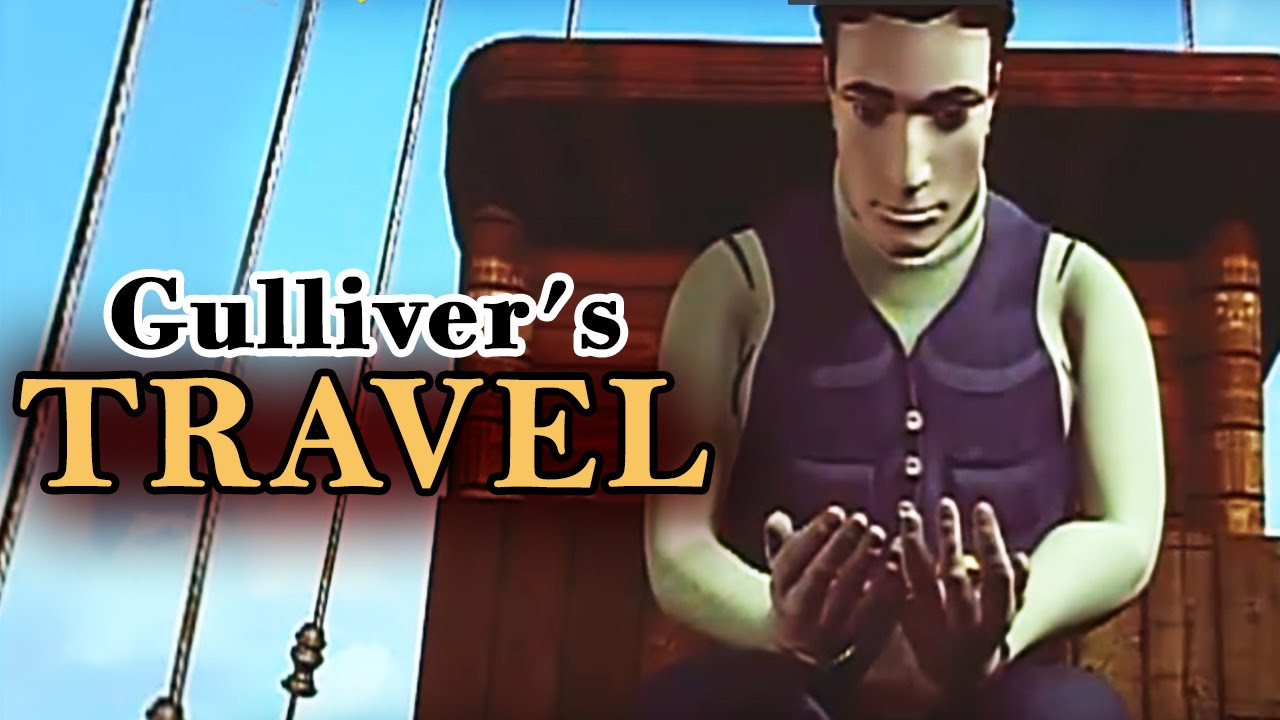 Gulliver's Travel (2005) English Full Movie | 3D Animated Movie | English Animated Full Movies