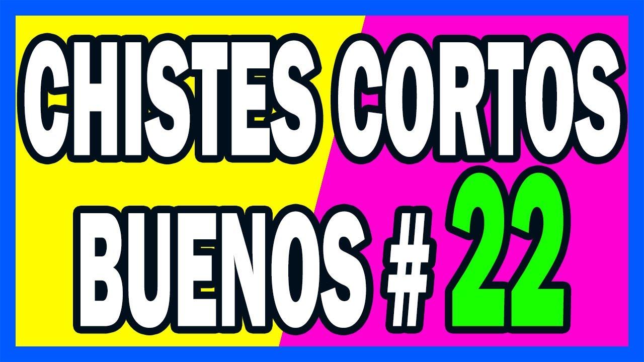 🤣 CHISTES CORTOS BUENOS # 22 🤣