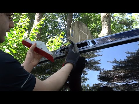 How To Remove The Third Brake Light On The 2003 2009