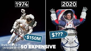 Why Spacesuits Are So Expensive | So Expensive