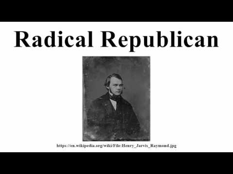 Radical Republican