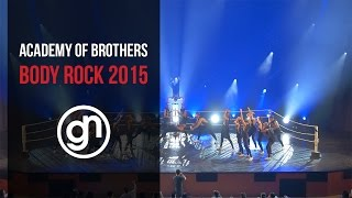 (3rd Place) Academy of Brothers - Body Rock 2015 (Official 4K) @official_aob @geraldnonadoez