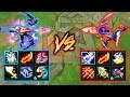 AP Varus Vs AD Varus - Meta Builds Face Off