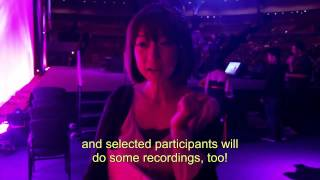 This is a short clip of when Yuko Miyamura performed a scene involv...