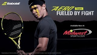 Babolat Pure Aero Team 2019 | Midwest Sports