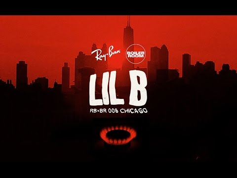 Lil B live at Ray-Ban x Boiler Room 008 in Chicago