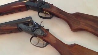 Baikal Shotguns- Bounty Hunter II and M220 Bounty Hunter I