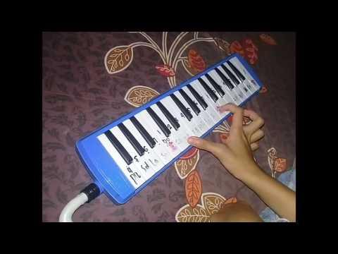 Not Pianika Bidadari Surga