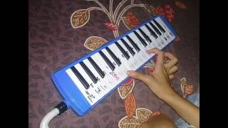 Download Mp3 Not Pianika Bidadari Surga
