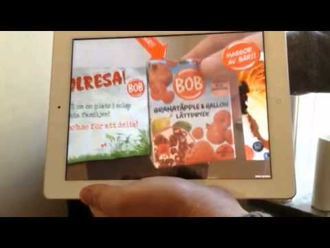 Augmented Reality - Retail packaging