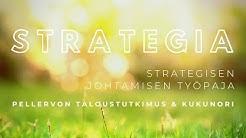 Strategisen johtamisen työpaja 8.4.2020