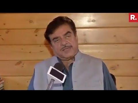 Shatrughan Sinha Backs Yashwant Sinha, Says Views In National Interest