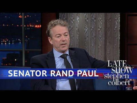 Sen. Rand Paul's Very Unlucky 2017