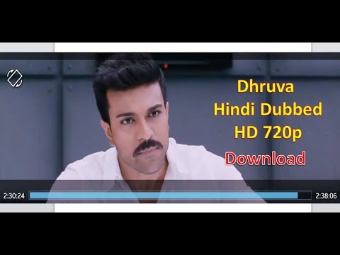 How to Download Dhruva Hindi Dubbed 720p HD Full Movie