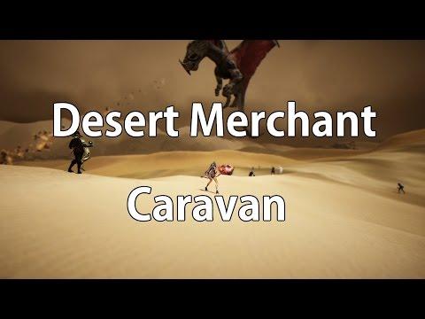 """[Black Desert Online] Valencia Desert Merchant Caravan """"Guide"""""""