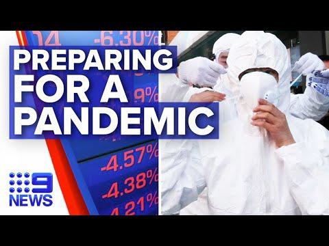 Coronavirus: Australia Prepares For 'pandemic Stage' | Nine News Australia