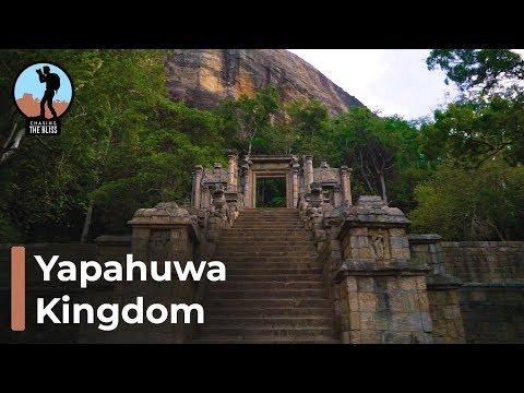 Yapahuwa Rock Temple - Breathtaking Kingdom of Solitary Staircase, Sri Lanka