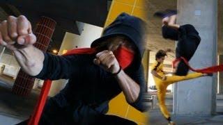 Jeet Kune do vs Tae Kwon Do Ninjutsu