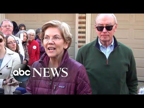 Elizabeth Warren bows out of presidential race | WNT