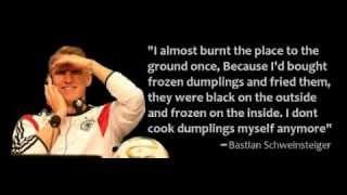 German Footballers - Best Quotes