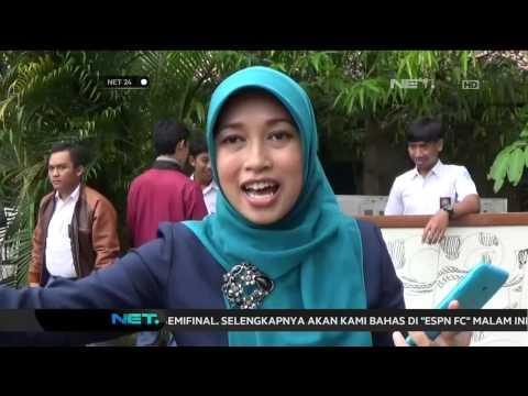 Peringati hari guru siswa SMAN 1 Banjar mogok belajar untuk menari rayakan Hari Guru - NET24