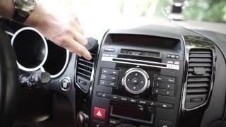 Обзор магнитного держателя для телефона в автомобиль AUKEY 360 Degree Universal Car Holder