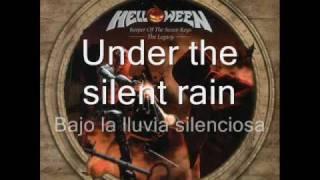 Helloween - Silent Rain (Letras Inglés - Español)