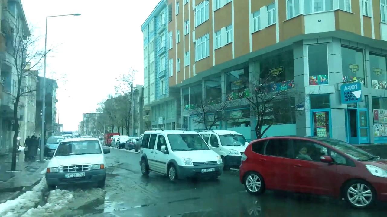 Kars Şehir Turu - Kars Merkez