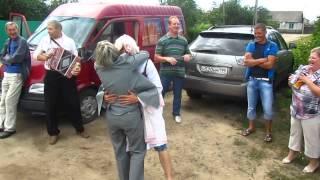 Как Весело гуляют Свадьбу в Беларуси. 2-ой день. Провожаем молодожонов.