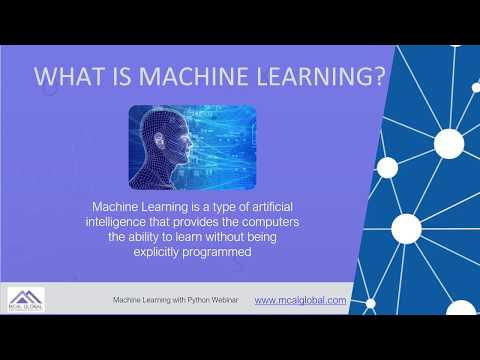 What is Python Machine Learning and how to learn it?