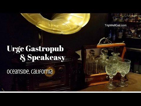 Urge Gastropub and Speakeasy - Oceanside