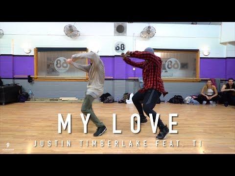 Kimberley Taylor & Tobias Ellehammer Choreography / My Love - Justin Timberlake feat. TI