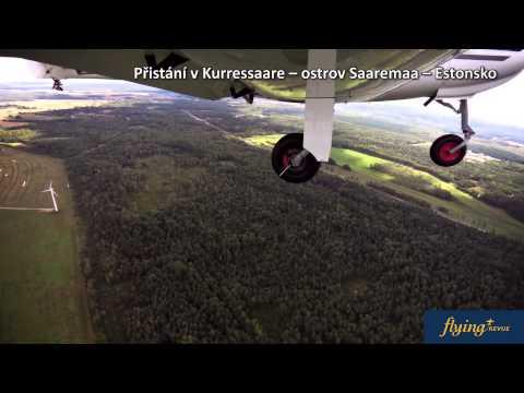 Ostrovy Baltského moře - Kärdla, Kuressaare, Ruhnu, Riga - Den 5, 15. 8. 2014