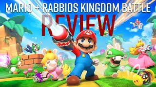 Mario + Rabbids Kingdom Battle Review - The Best of Both Worlds (Video Game Video Review)
