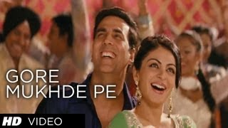 Download Special 26 Gore Mukhde Pe Full HD  Song | Akshay Kumar, Neeru Bajwa, Kajal Aggarwal MP3 song and Music Video