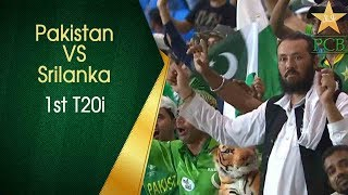 Pakistan Vs Sri Lanka | 1st T20 Highlights | Pcb
