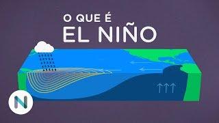 Entenda o que e El Nino