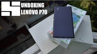 Unboxing Lenovo P70 Indonesia