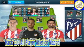 Download How To Hack Team Atletico Madrid Dls 19 Power 100