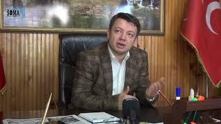 MHP Soma İlçe Başkanı Murat MAAN'dan basın Açıklaması