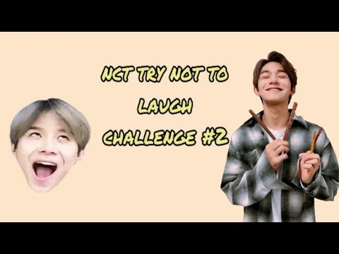 NCT TRY NOT TO LAUGH CHALLENGE #2