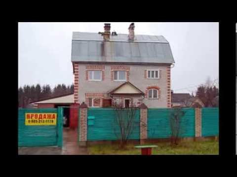 Продается кирпичный зимний дом 228 кв. на участке земли 17 соток, ИЖС. Поселок Прибытково