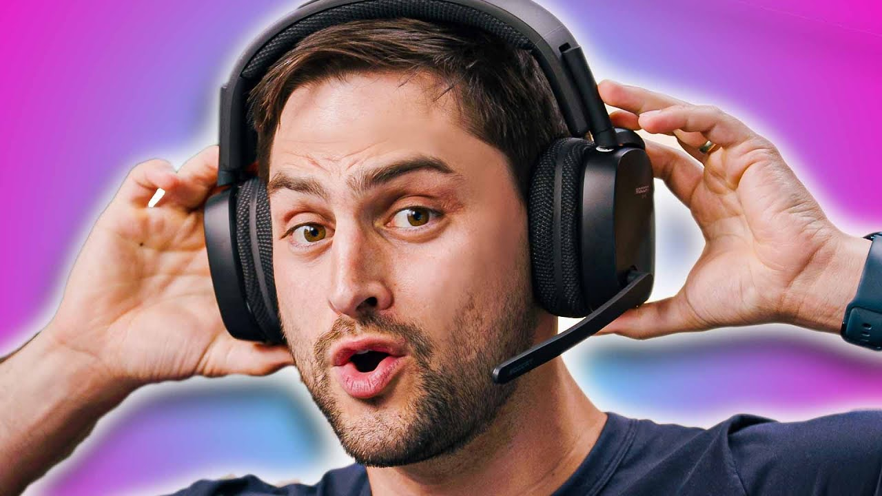 It's SINFULLY light! - Roccat Syn Pro Air Wireless Gaming Headset