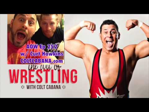 Curt Hawkins - Art of Wrestling Ep 252 w/ Colt Cabana