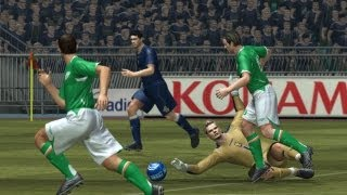 CGR Undertow - PRO EVOLUTION SOCCER 2008 review for PlayStation 3