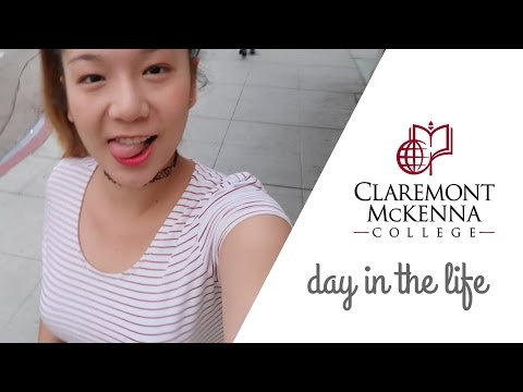A Day in My Life: COLLEGE EDITION 2016 - Claremont McKenna College [MONTAGE]